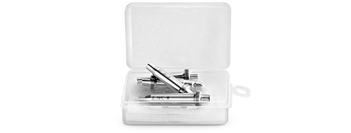 Fiber Optic Inspection 3. Interchangeable Tips For LC/SC/FC