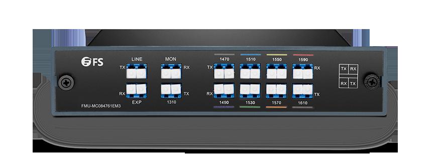カスタム波長合分波モジュール & OADM コンパクトなCWDM Mux Demux