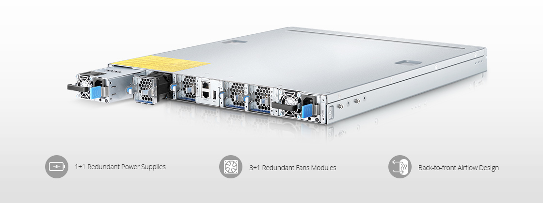 40G Switches Highly Reliable Industry-grade Hardware Architecture