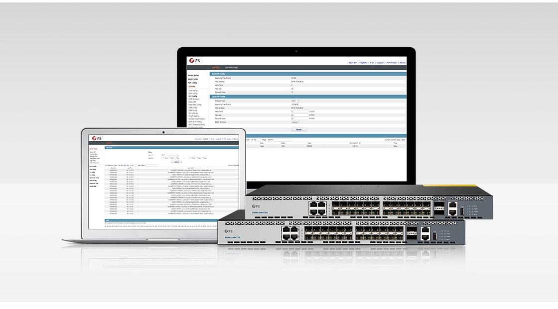 10G Switches  User-friendly & Advanced Management