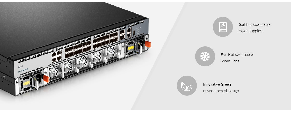 10G Switches  High Availability for Non-stop Business Continuity