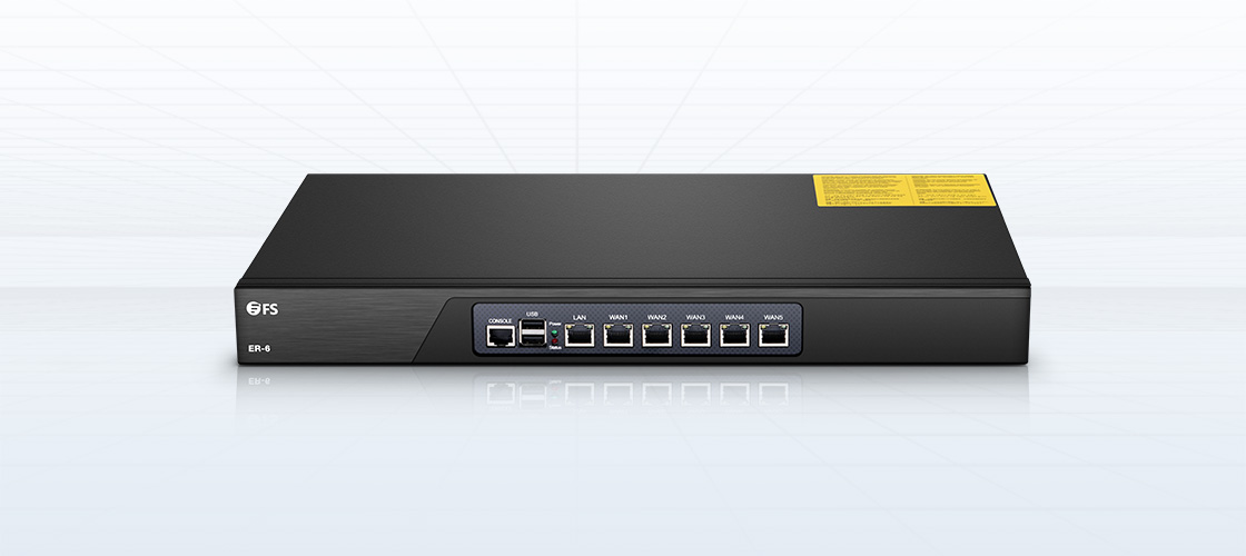 Routers  Simplify Complex Networks with FS Intelligent Enterprise-grade Routers