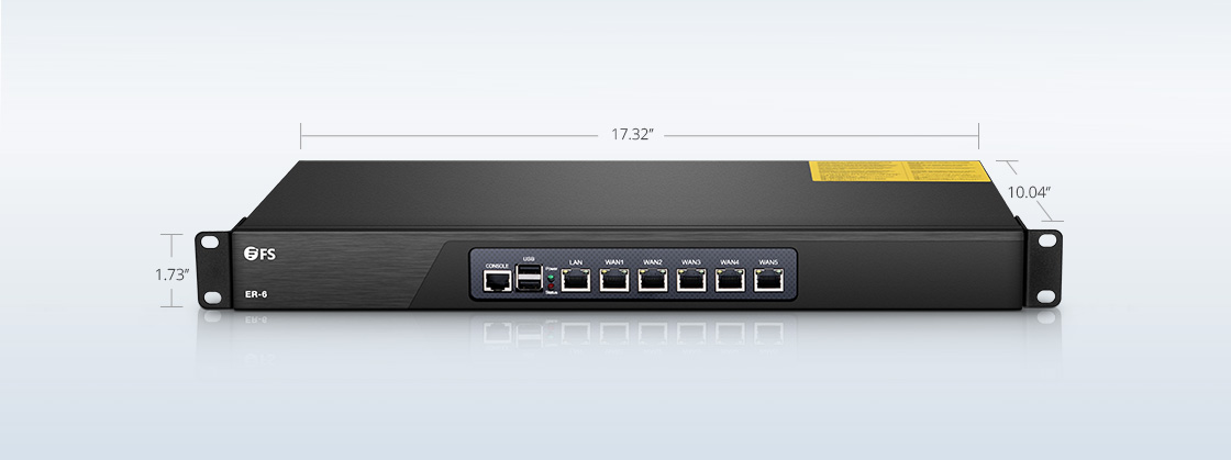Routers  Convenient Rackmount Design