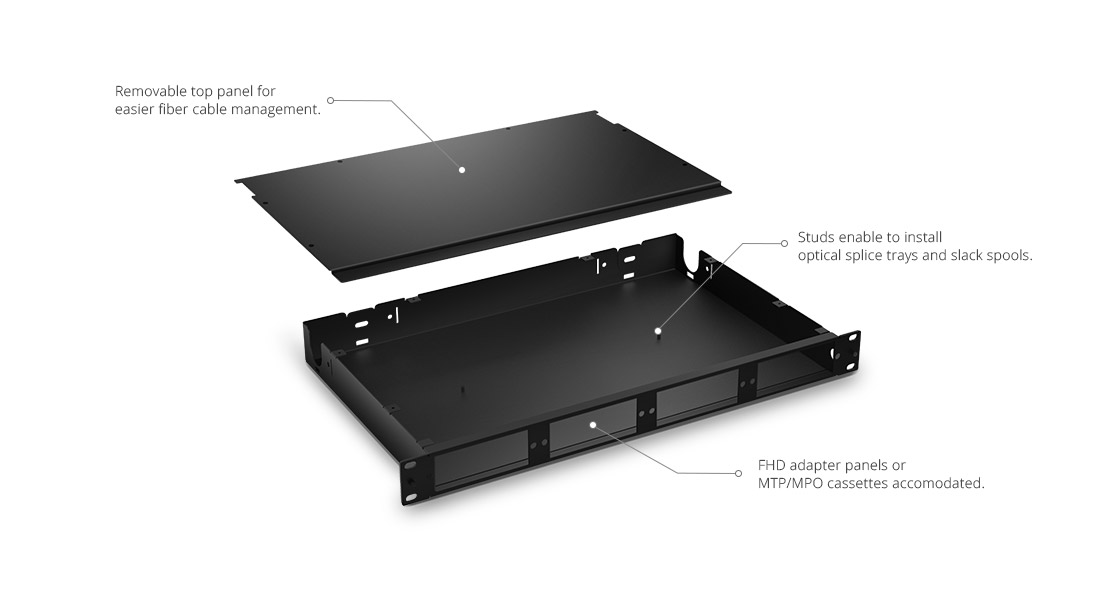 FHD Rack Mount True Craftsmanship in the Details
