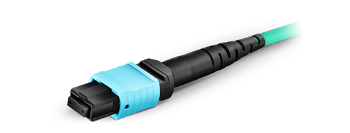 Cables breakout MTP-LC  Terminación push-on de multifibra