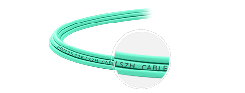MTP-LC Harness Cables  Low-smoke-zero-halogen Rated