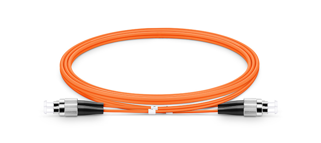 OM1 62.5/125 Multimode  Industry Standard Flammability Rating OFNR (Riser) Jacket Fiber Optic Cable