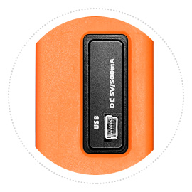 Optical Multimeter USB Communication Port