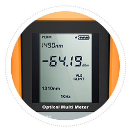 Optical Multimeter High Precision