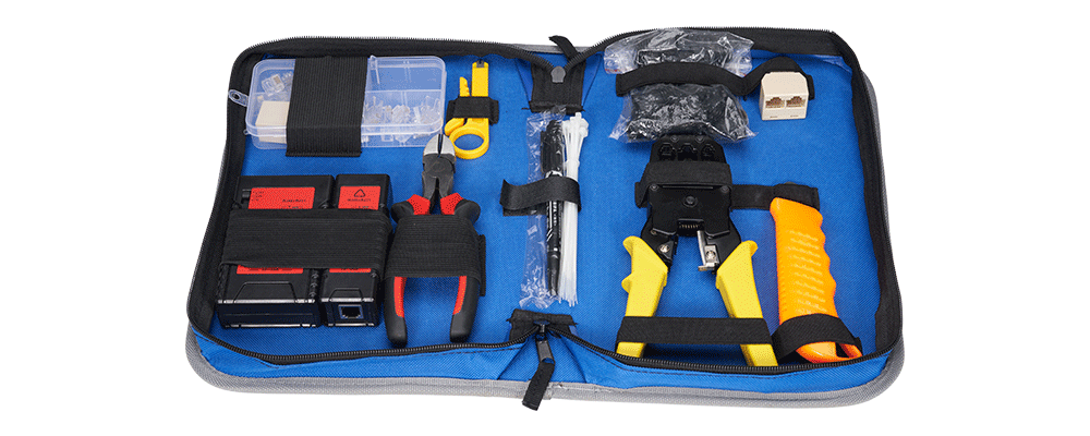 Network Tool Kits Professional Combination of Network Installation Tool Kit