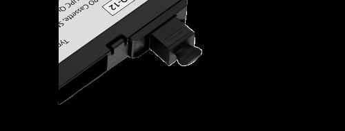 FHX MPO-LC Kassetten 0,35 dB Ultra Low IL MPO-Adapter