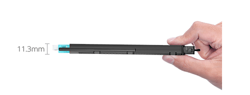 FHX MPO-LC Kassetten  Ultradünnes Design