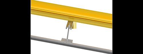 光ファイバレースウェイ 2.全アーク設計、線材の効果的な保護