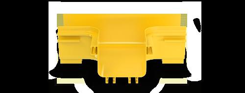 Kabelkanal  1. Hochwertiges flammhemmendes Material