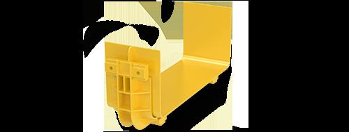 Kabelkanal 2.Bogen-Design zum effektiven Schutz des Walzdrahts