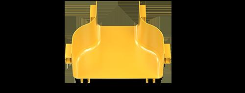 光ファイバレースウェイ  1.高品質の難燃材質