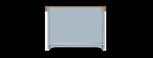 Drahtgitter-Kabelrinne 2.Gute Wärmeableitung