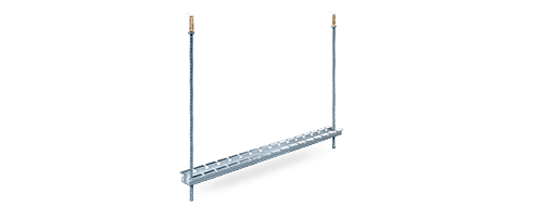 Wire Mesh Cable Tray  1. Smart gridded structure