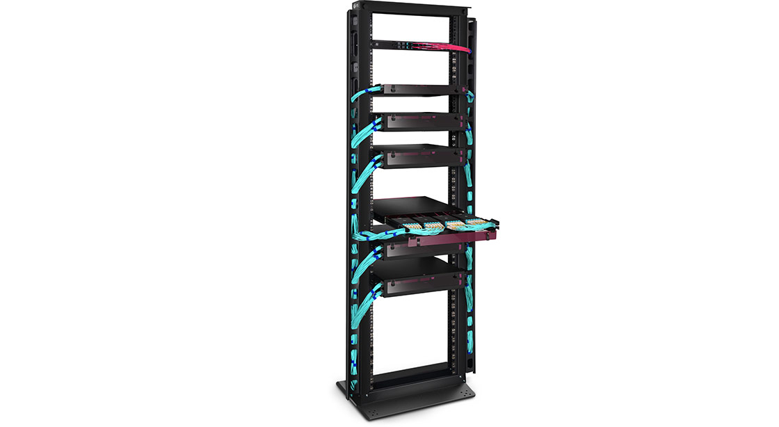Open Frame Racks  A Storage Solution to Save Floor Space