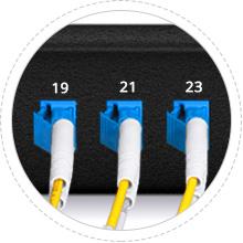 Paneles de Adaptadores Adaptador de fibra óptica TFC sin soldaduras