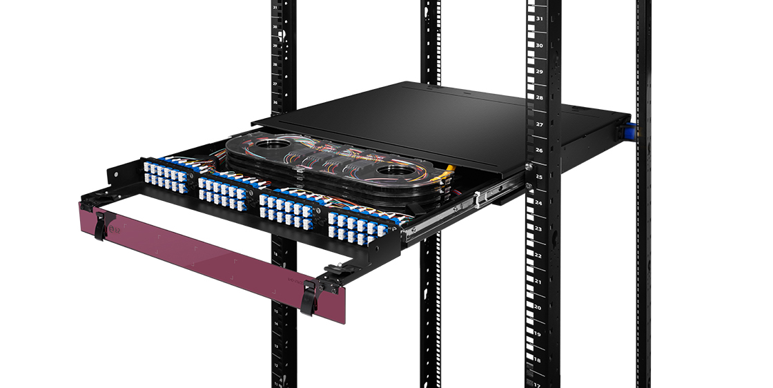 Gehäuse-Zubehör  Eine Upgrade-Komponente für Rackmontage LWL-Gehäuse der FHD-Serie