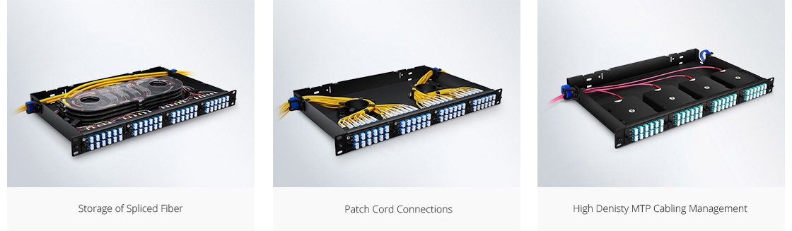 FHD Rack Mount  Various of Modular Cabling Solution