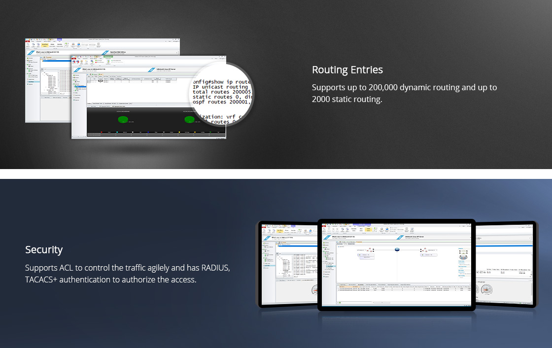Routers   Integrated Security and Routing