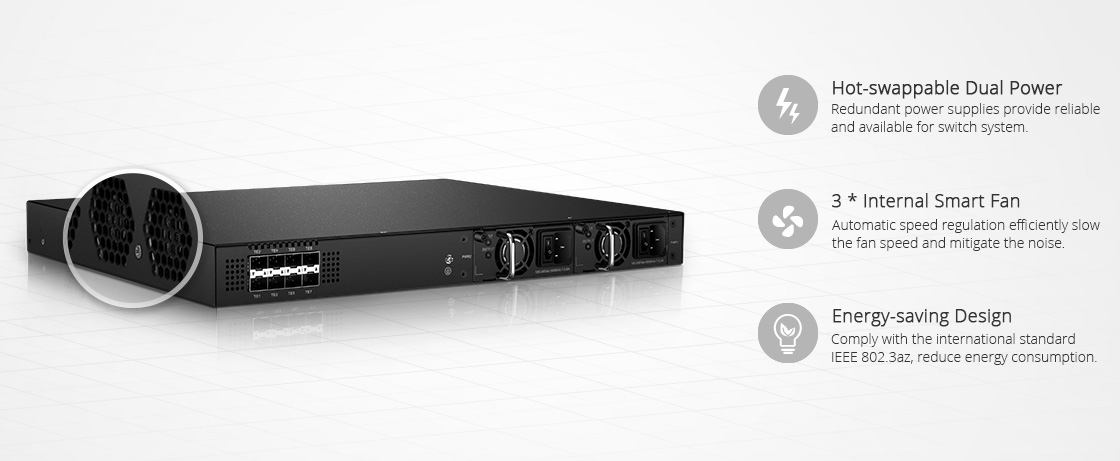 1G & PoE Switches  Robust Hardware
