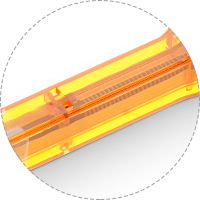 Fiber Optic Cleaning Spring design