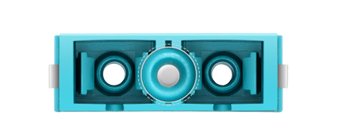 Fibre Optic Adapters High-precision Ceramic Sleeve