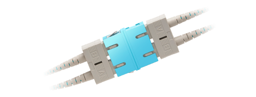 Fibre Optic Adapters  Simply Connecting Two Fiber Optic Cables