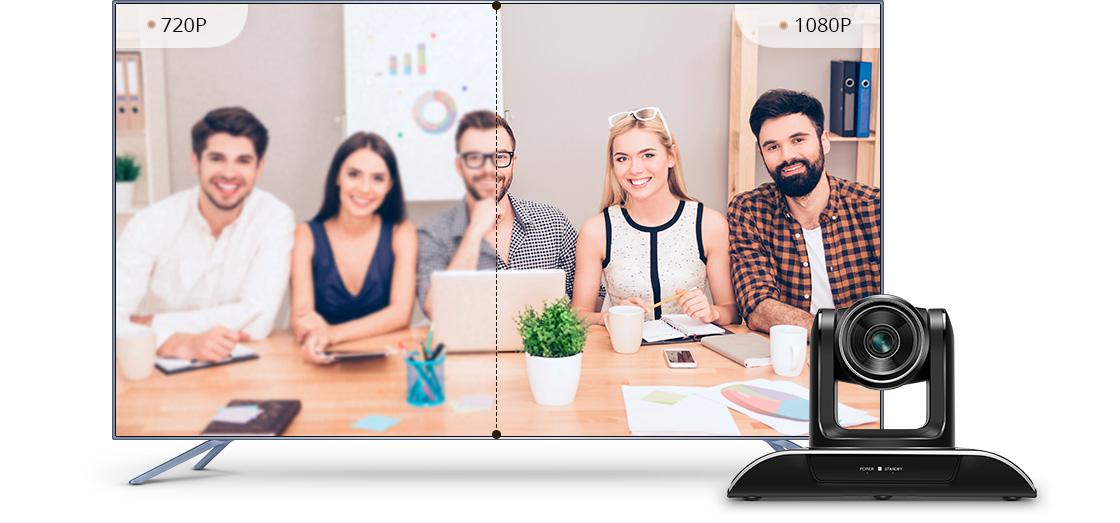 Konferenzkamera  Professionelle Qualität für Videokonferenzkamera