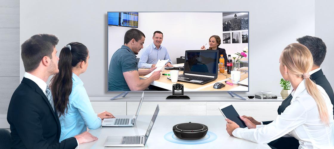 VC Accessories  Multi-purpose Speakerphone