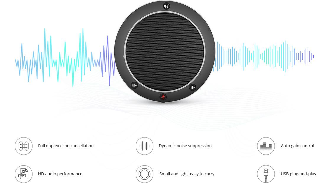 Accessoires VC  Qualité Vocale Claire & Design Compact