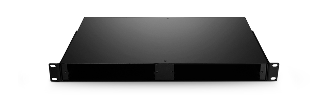 """FMU Mounting Chassis Low-profile Standard 1U 19"""" Rack Chassis Design"""