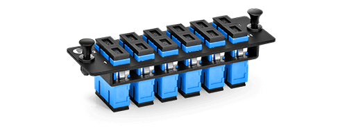 Paneles de Adaptadores 3. Adaptador de fibra óptica TFC sin soldaduras