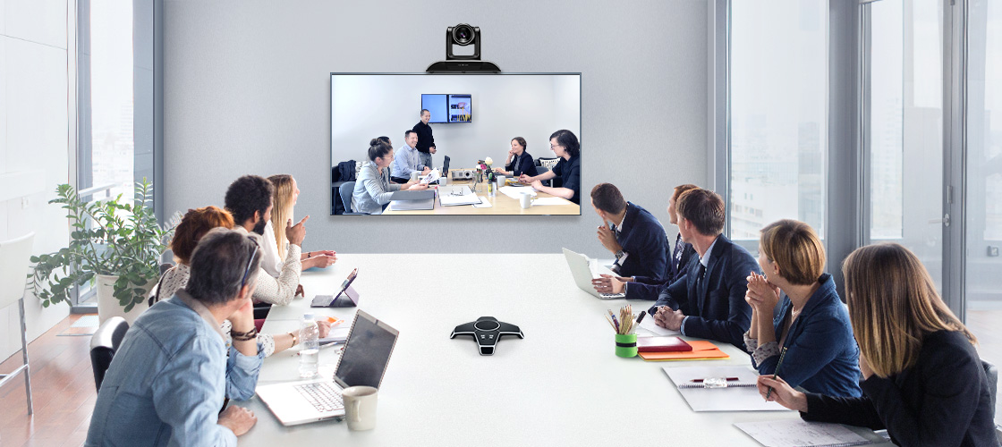 Conference Camera  Perfectly Designed for Large Conference