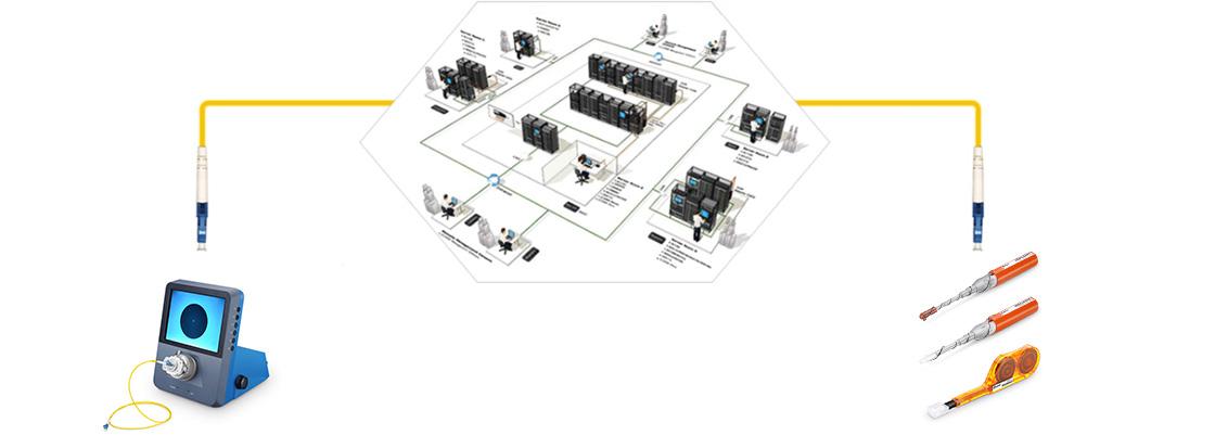 Fiber Optic Inspection Application