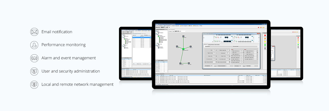WDM Transport Platform  Advanced Features in Network Management System