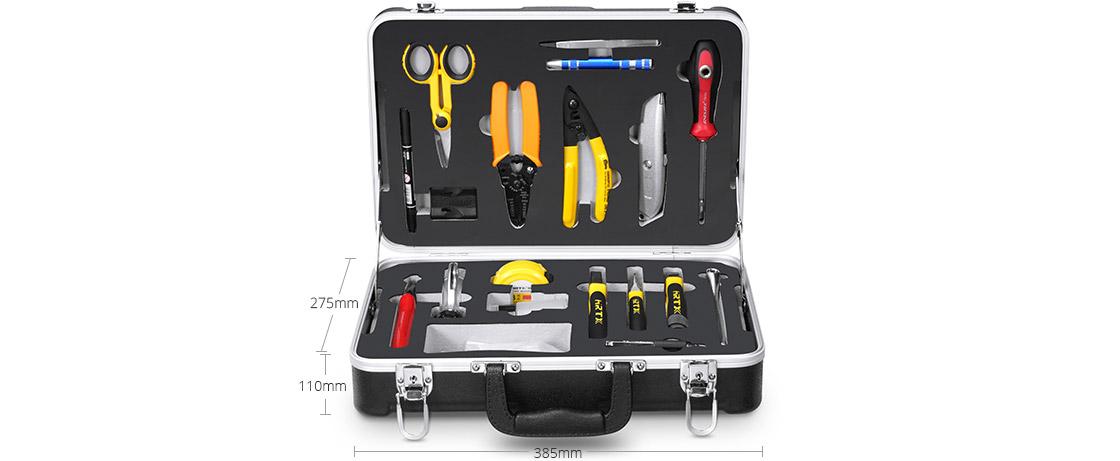 Fiber Optic Tool Kits  Fiber Optic Construction Tool Kit