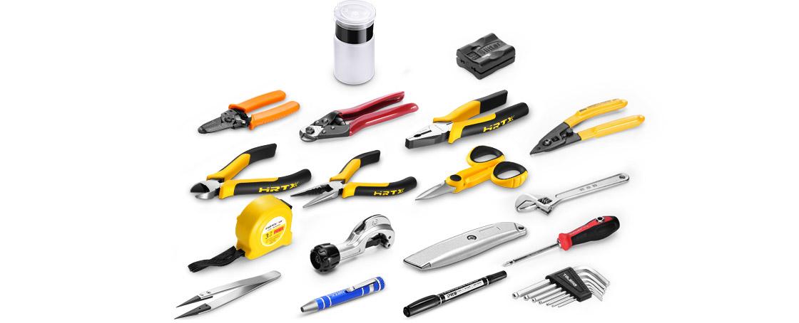 Fiber Optic Tool Kits  Professional Combination