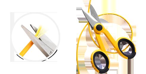 Fiber Optic Tool Kits  Fiber Optic Kevlar Cutter