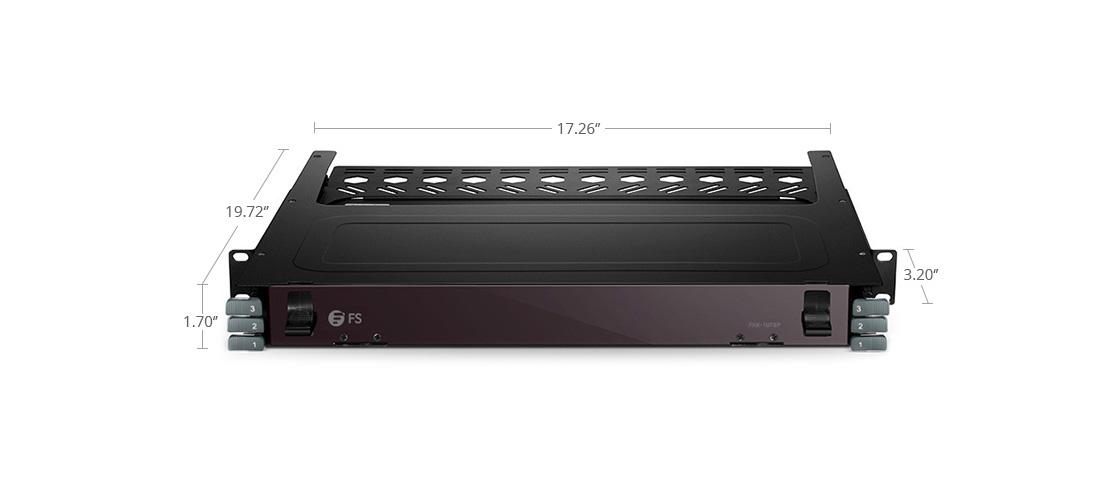 FHX Ultra Rack Mount  The New Standard in Fiber Distribution