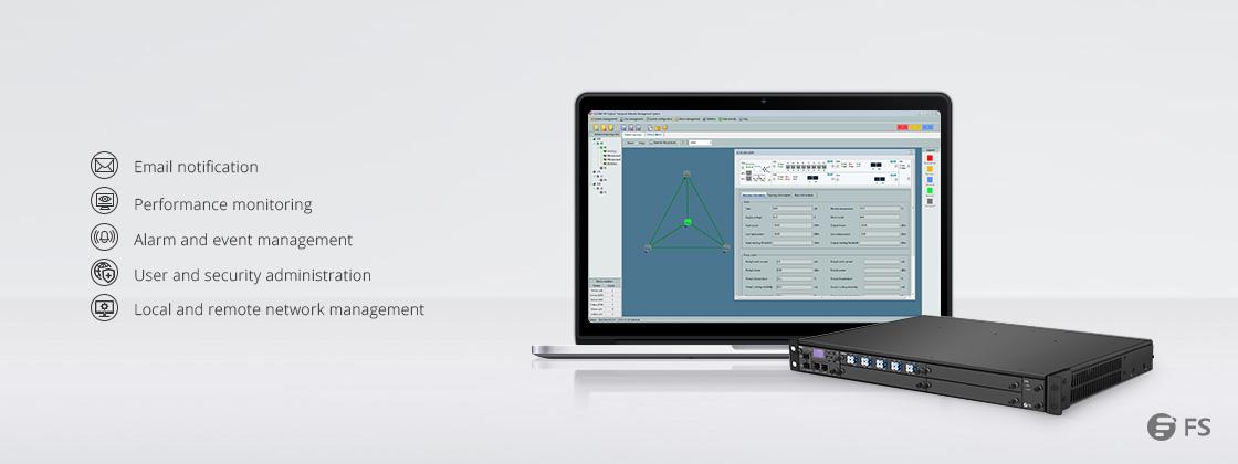 WDM Transport Platform  FMT Equipment Management System