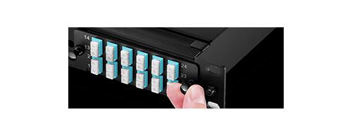 Cassettes FHD Instalación sin herramientas