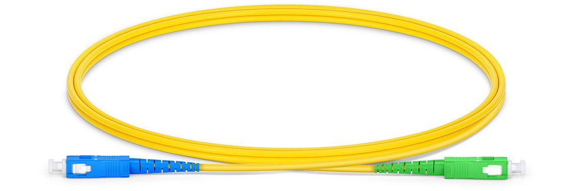 OS2 9/125 Single Mode Simplex Smart & Reliable - Bendable Optical Fiber