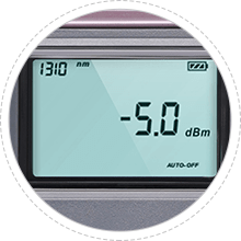 Optical Power Meter High Precision
