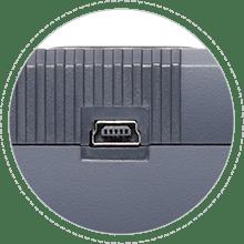 Photomètres USB Communication Port