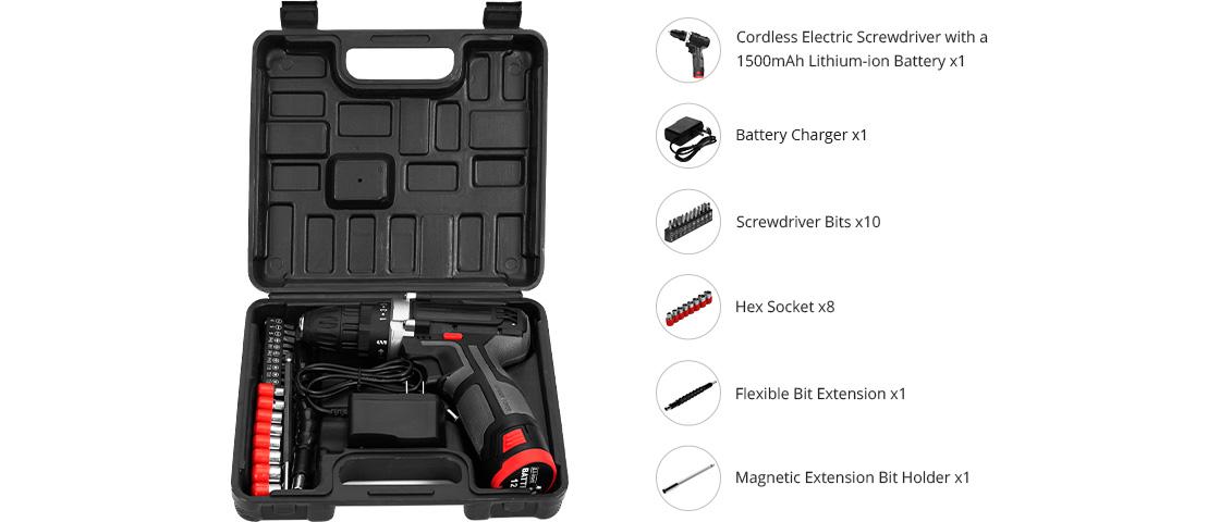 Accesorios para gabinetes Componentes del producto