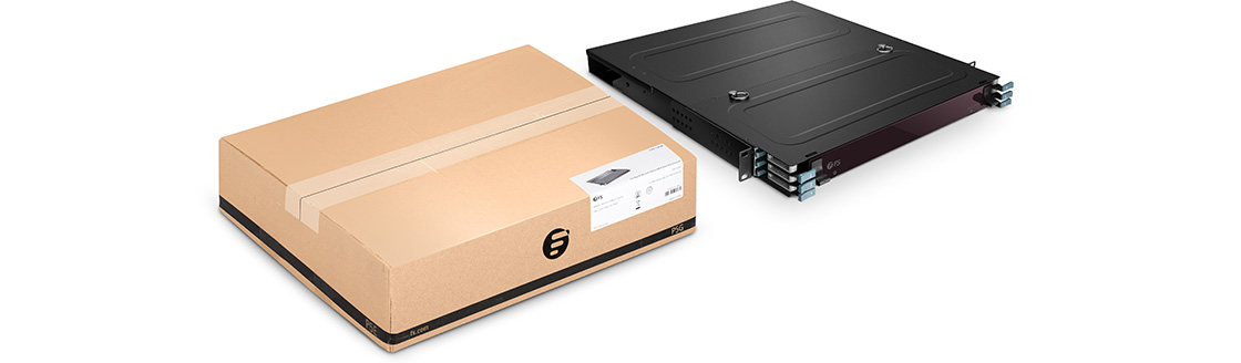FHX Ultra Rack Mount  Environmental and Professional Packaging for High Quality
